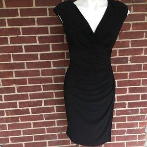 Lauren Ralph Lauren Black Dress Size 4